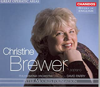 Great Operatic Arias (Sung In English), Vol. 17 - Christine Brewer