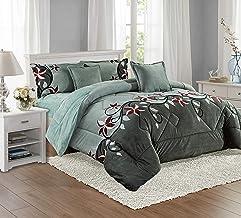 Moon Winter fur Comforter Set, 4 Pieces, Single Size, HXYR-005, Multi-color