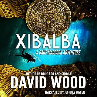 Xibalba: Dane Maddock Adventures, Volume 8
