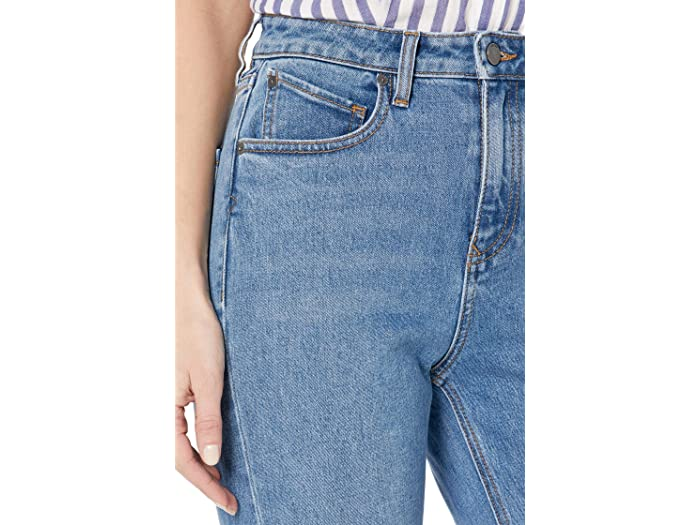 Volcom Stoned Straight Pants Standard Issue Blue Jeans