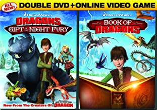 DreamWorks Dragons Double Pack: Gift of the Night Fury / Book of Dragons
