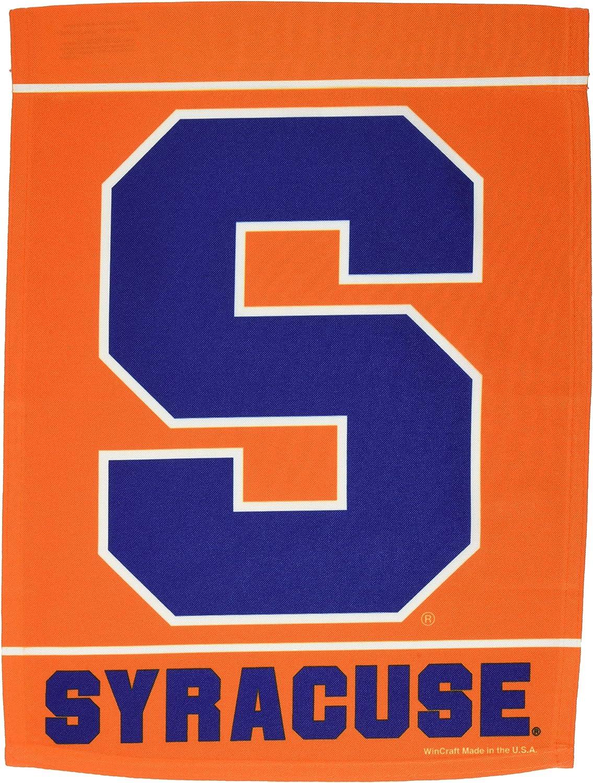 WinCraft NCAA Syracuse Orange Garden Flag, 11