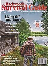 Backwoods Survival Guide Magazine 2019