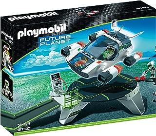PLAYMOBIL E-Rangers Turbojet Construction Set with Launch Pad