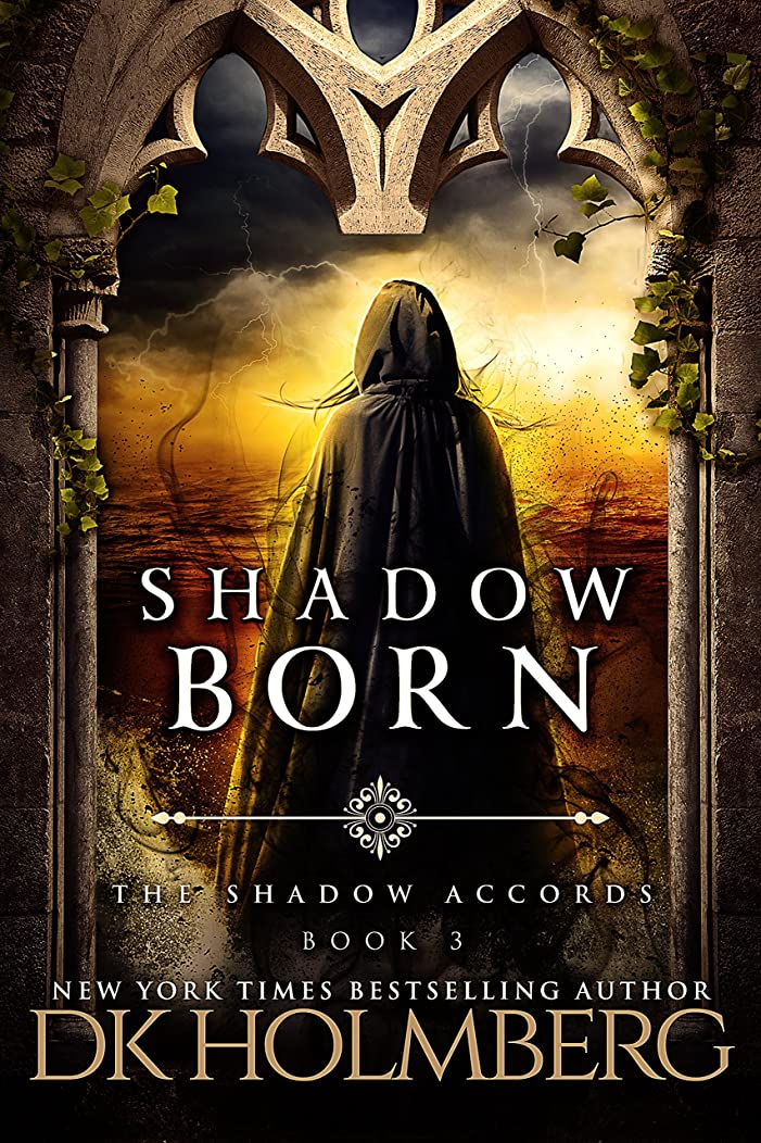 メール確認する病Shadow Born (The Shadow Accords Book 3) (English Edition)