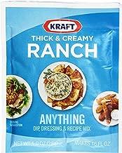 Kraft Thick & Creamy Ranch Dip Recipe Packet (1 oz Packet)