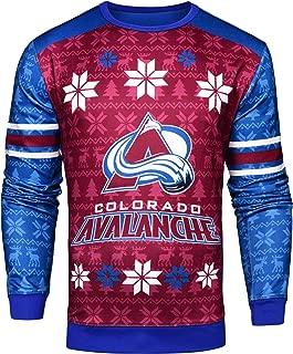 NHL Men's Printed Ugly Sweater, Multiple Teams