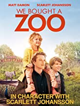 We Bought A Zoo: In Character with Scarlett Johansson