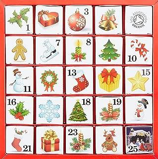 English Tea Shop - Advent Calendar - Christmas Ornaments - 50g