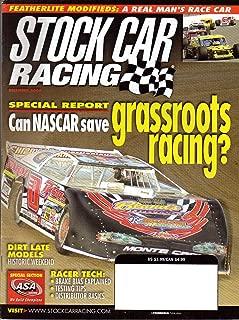 Stock Car Racing Magazine, Vol. 39, No. 12 (December, 2004)