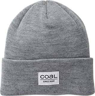 FREE Shipping on eligible orders. Coal Men s Standard Beanie Black 817d9f432a9b