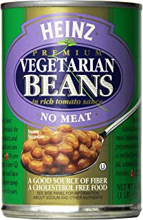 Heinz Vegetarian Beans 16 oz. (3-Pack)