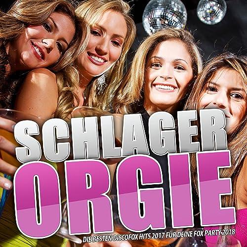Große Orgie-Party
