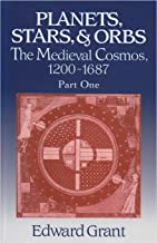 Planets, Stars, and Orbs 2 Volume Paperback Set: The Medieval Cosmos, 1200–1687