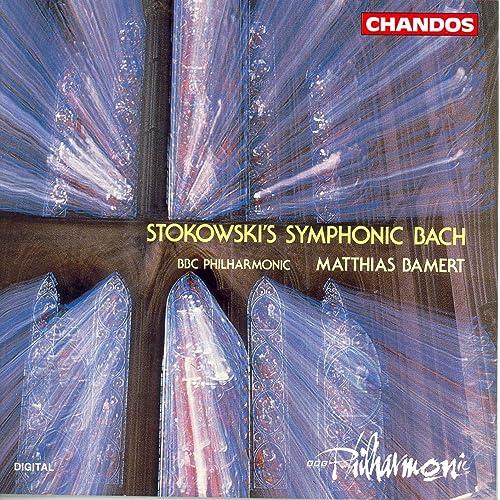 Stokowski: Bach Transcriptions for Orchestra