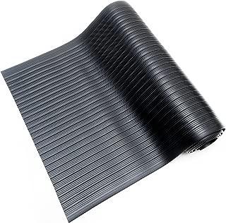 Bertech Anti Fatigue Vinyl Foam Floor Mat, 3' Wide x 10' Long x 3/8