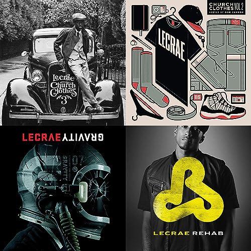Best of Lecrae by KB, N'Dambi, Anthony Evans, Trip Lee, Swoope, Paul