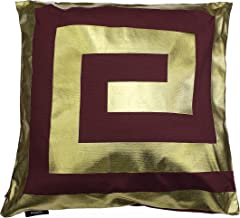 Kensie James Decorative Pillows, Inserts & Covers, Garnet-Gold