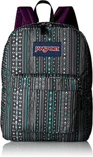 JanSport Unisex Superbreak Seafoam Green Camo Stripe One Size