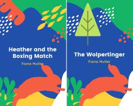The Adventures of Heather ther abbit (2 Book Series)