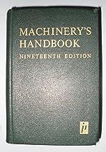Machinery's Handbook- 19th. edition