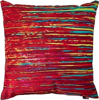 Deny Designs Sophia Buddenhagen Red Reflection Throw Pillow, 16 x 16