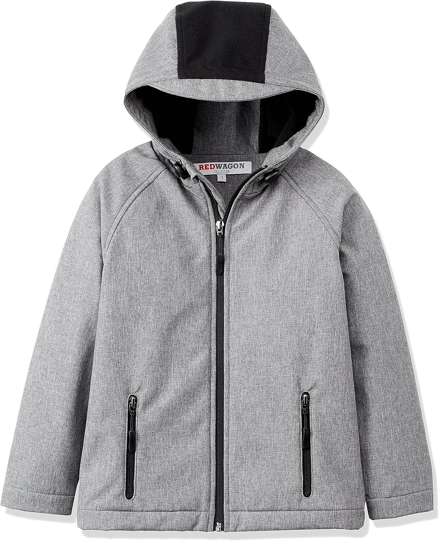 rot WAGON Jungen Jacke Jacke Jacke mit Kapuze B01N6BLCAH  Garantiere Qualität und Quantität f12d88