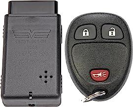 Dorman 99161 Keyless Entry Transmitter for Select Chevrolet / GMC Models (OE FIX)