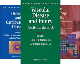 Contemporary Cardiology (44 Book Series)