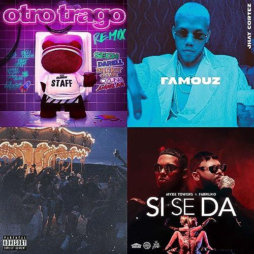 Amazon.com: Hits Urbanos: Zion y Lennox Sech feat. Farruko ...