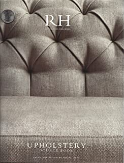 2014 Restoration Hardware Upholstery Source Book 222 Pages sofas chairs beds