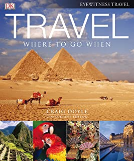 Travel: Where to go When (compact edition)
