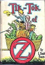Tik Tok of Oz White Cover