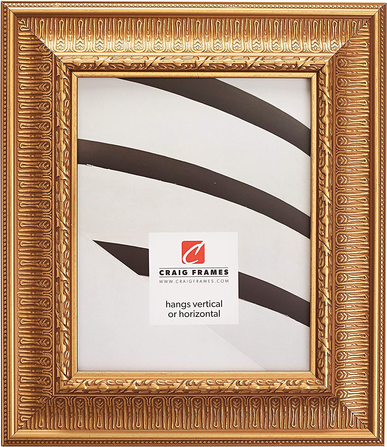 Industry No. 1 Craig Frames Maximus Picture Frame 20 x 5 ☆ popular Roman Gold Inch 24