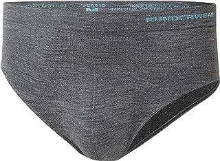 Runderwear Men's Merino Briefs | Chafe-Free, Premium Merino Wool Performance Underwear