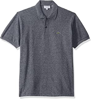 Mens Classic Short Sleeve Chine Pique Polo Shirt