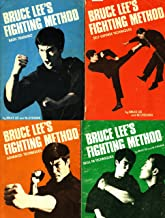 Bruce Lee's Fighting Method Four Volume Set: 1) Self-Defense Techniques 2) Basic Training 3) Skill In Techniques & 4) Advanced Techniques