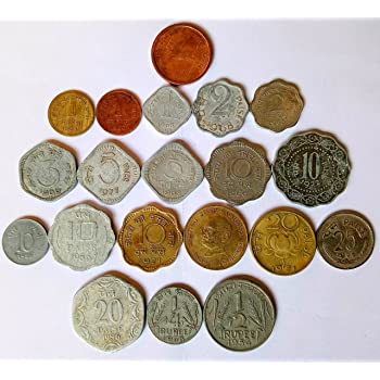 20 Different Coin Collection for Beginners