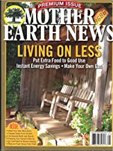Mother Earth News Living on Less Spring 2019
