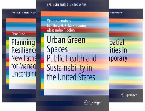 SpringerBriefs in Geography (51-69) (19 Book Series)