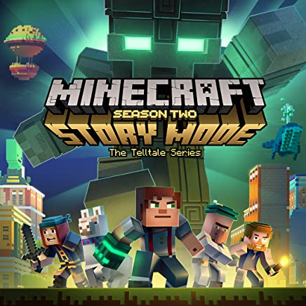 Minecraft: Story Mode - Season Two [Steam download] [Online Game Code]