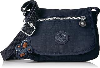 Kipling womens AC8280 Sabian Alabaster Crossbody Mini Bag blue Size: One Size