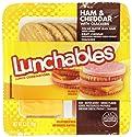 Oscar Mayer, Lunchables, Ham & Cheddar, 3.2 oz