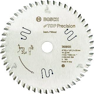 Bosch Professional 2330314 Cirkelsågblad för Trä, 165 x 20 x 1.8 mm