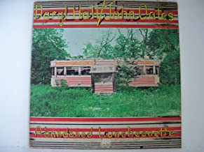 Daryl Hall & John Oates Abandoned Luncheonette Original Atlantic Records Stereo release SD 7269 1970's Philly Soul/Rock Vinyl (1973)