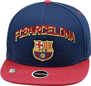 8025b27f70e Fc Barcelona Snapback Youth Kids Adjustable Cap Hat - Blue - Maroon -Red  New Season