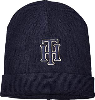 تومي هيلفغر قبعة صوفية للنساء، اسود، قياس واحد