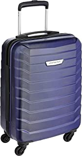 Aristocrat Juke Polycarbonate 55 cms Blue Hard Sided Carry-On (JUKE55TMIB)