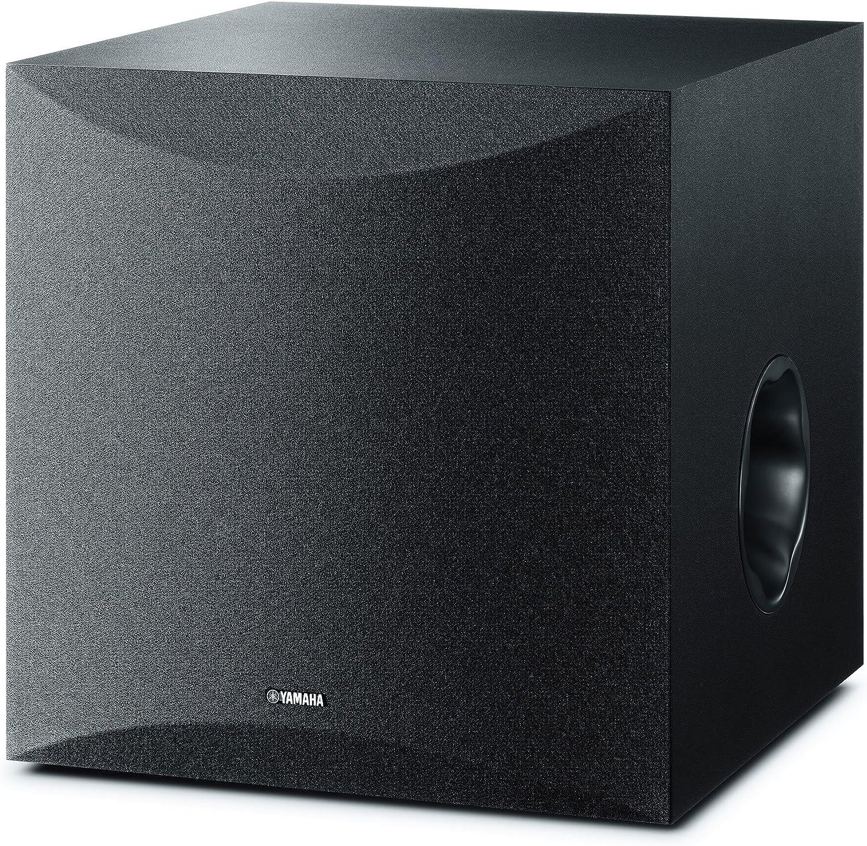 Yamaha Ns Sw100 Black 50 W Subwoofer 25 180 Hz Schwarz Audio Hifi