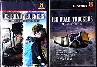 Ice Road Truckers The Most Dangerous Episodes , Ice Road Truckers On And Off The Ice : 2 Pack Collection